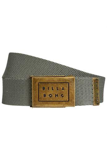 Billabong Sergeant Belt Dark Olive