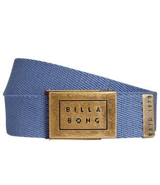 Billabong Sergeant Belt Deep Blue