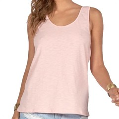 Billabong Essential Tank Top Blush
