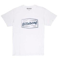 Billabong Labrea SS T-Shirt White