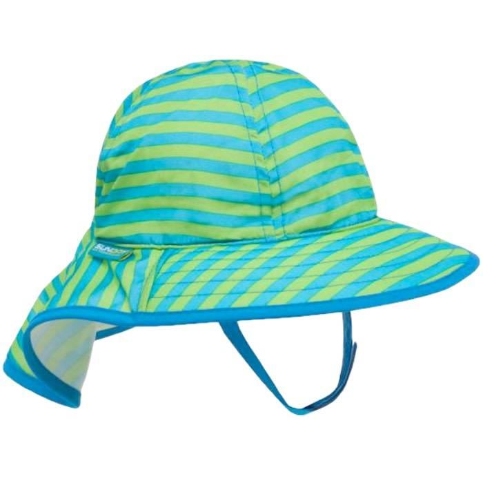 094eab03 Infant Sun Sprout Hat Blue/Green - Boylo's Watersports Lyme Regis