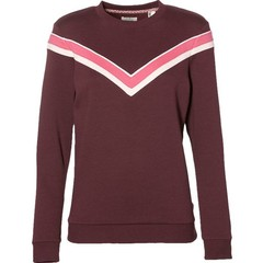 O'Neill Clothing Colour Block Jumper Aubergine