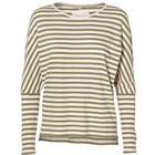 O'Neill Clothing Essentials Striped L/S Top Pink AOP