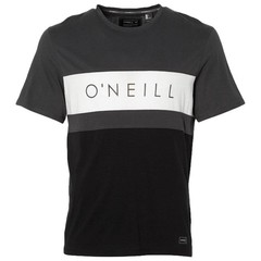 O'Neill Clothing Block T-Shirt Asphalt