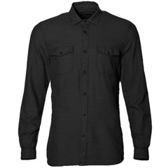 O'Neill Clothing Freestone L/S Shirt Dark Grey
