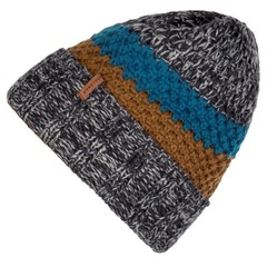 Protest Chesley Beanie Hat Asphalt