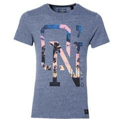 O'Neill Clothing O'N Photo T-Shirt Atlantic Blue