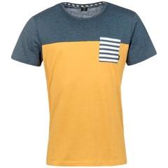 Protest Scorpion T-Shirt Dark Yellow
