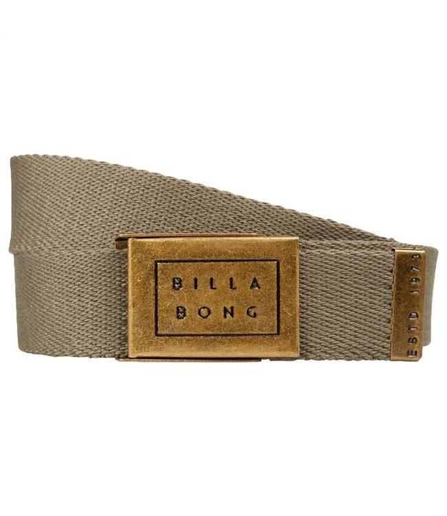 Billabong Sergeant Belt Military