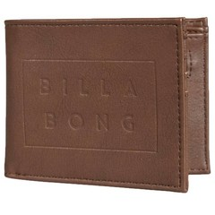 Billabong Die Cut Wallet Chocolate