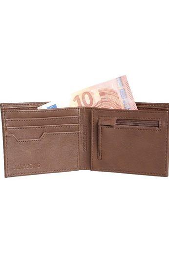 Billabong Die Cut Wallet Chocolate