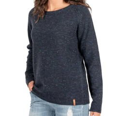 Passenger Redbud Knit Jumper Blue Nights