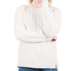 Passenger Tupelo Knit Jumper Antique White
