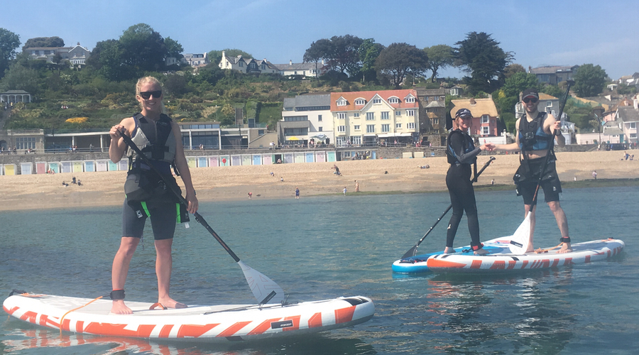 SUP Taster Session Pics