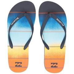 Billabong Tides Frederico Flip Flops Orange