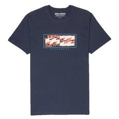 Billabong Inversed SS T-Shirt Navy