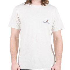 Passenger Roamer T-Shirt Cream Marl