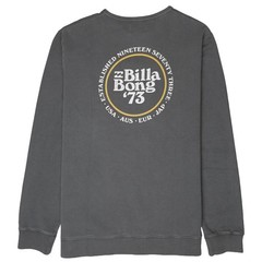 Billabong Cruiser Crew Jumper Raven