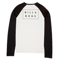 Billabong Die Cut L/S T-Shirt Light Grey Heather
