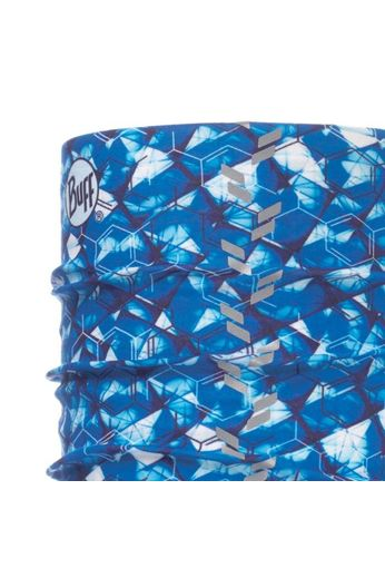Buff R-Adren Cape Blue Reflective Buff