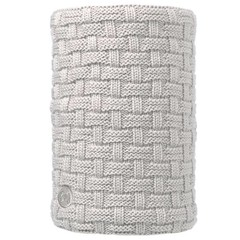 Buff Airon Mineral Grey Knitted Buff