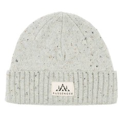 Passenger Frost Beanie Hat Natural Heather