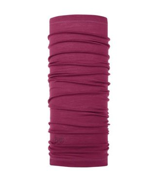 Buff Purple Raspberry Lightweight Wool Buff