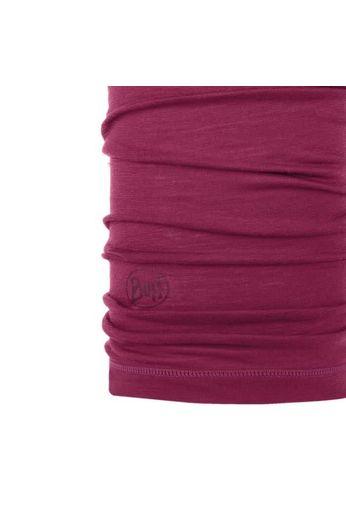 Buff Purple Raspberry Lightweight Wool Buff