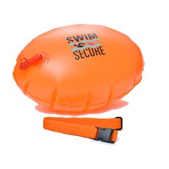 Swim Secure Tow Float Orange
