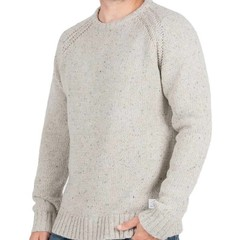 Passenger Coast Knit Jumper Natural Heather