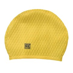 Swim Secure Bubble Swim Hat Yellow