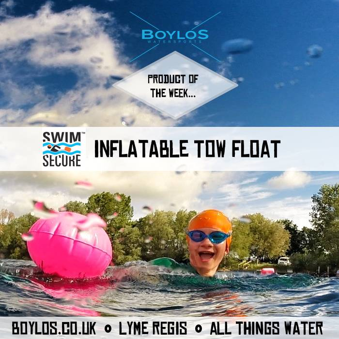 Product of the Week:  Swim Secure Tow Floats