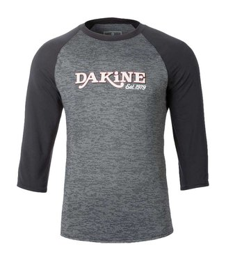 Dakine Roots Raglan Loose Fit 3/4 Sleeve Rash Vest