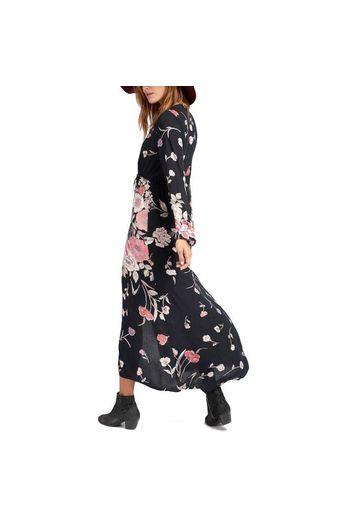 Billabong Desi Kimono Dress Black