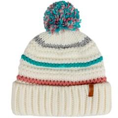 Passenger Hibernate Bobble Beanie Hat Antique White