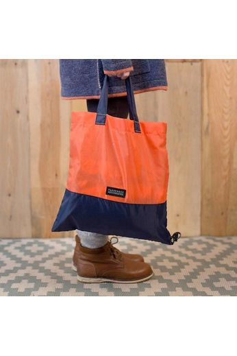 Passenger Oregon Packaway Tote Orange/Navy