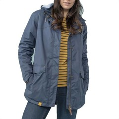 Lighthouse Iona Waterproof Coat Midnight