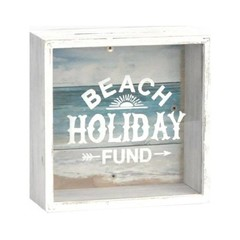 Heaven Sends Beach Holiday Fund Money Box