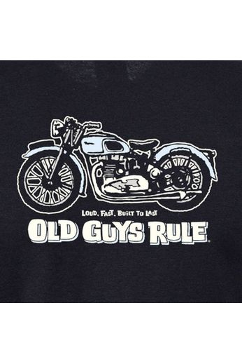 Old Guys Rule Triumph T-Shirt