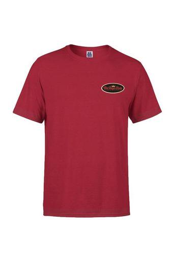 Old Guys Rule Older I Get T-Shirt Cardinal Red