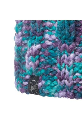 Buff Livy Turquoise Knitted Buff