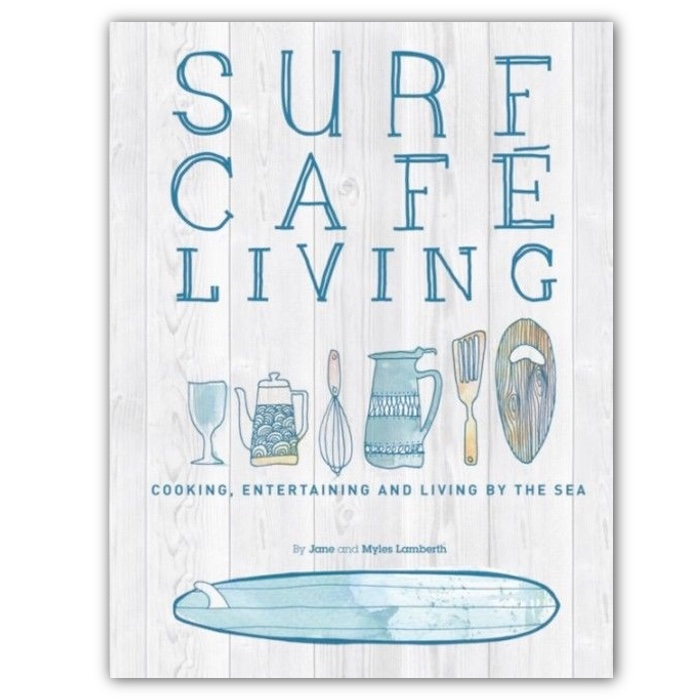 Surf Cafe Living Book