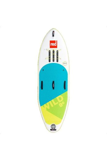 """Red Paddle Co. Wild 9'6"""" x 34"""" SUP PACKAGE 2019"""