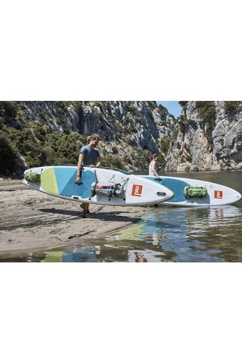 "Red Paddle Co. Voyager 12'6"" x 32"" SUP PACKAGE 2019"