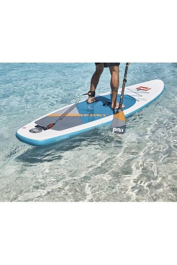 """Red Paddle Co. Sport 11'0"""" x 30"""" SUP PACKAGE 2019"""