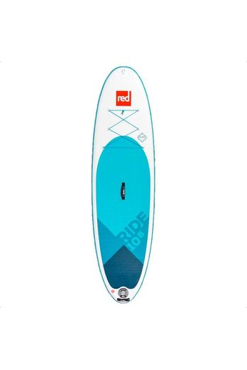 """Red Paddle Co. Ride 10'8"""" x 34"""" SUP PACKAGE 2019"""