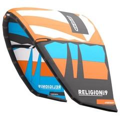 RRD Religion MK9 Orange/Cyan Kite