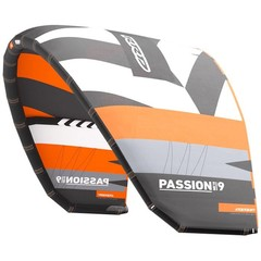 RRD Passion MK10 Orange/Grey Kite