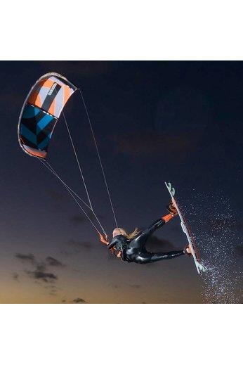 RRD Passion MK10 Cyan/Orange Kite