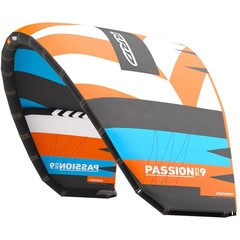 RRD Passion MK10 Cyan/Orange Kite